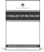 Turkiye Klinikleri Journal of Surgical Medical Sciences