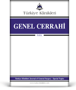 Turkiye Klinikleri General Surgery - Special Topics