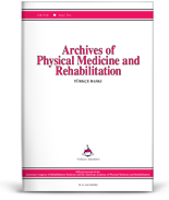Archives of Physical Medicine Rehabilitation