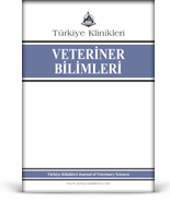 Turkiye Klinikleri Journal of Veterinary Sciences
